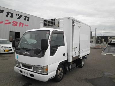 アカツカ トラック いすゞ エルフ 冷蔵車 在庫